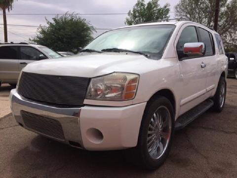 2004 Nissan Armada for sale in Phoenix, AZ