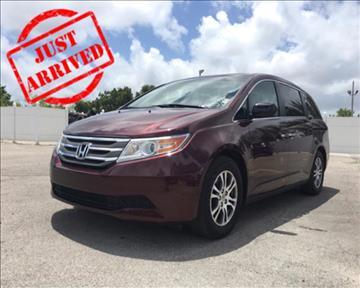 2012 Honda Odyssey for sale in West Palm Beach, FL