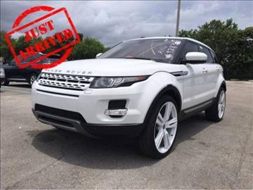2012 Land Rover Range Rover For Sale  Carsforsalecom