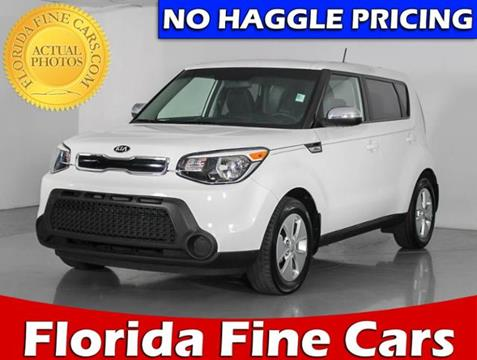 2014 Kia Soul for sale in West Palm Beach, FL