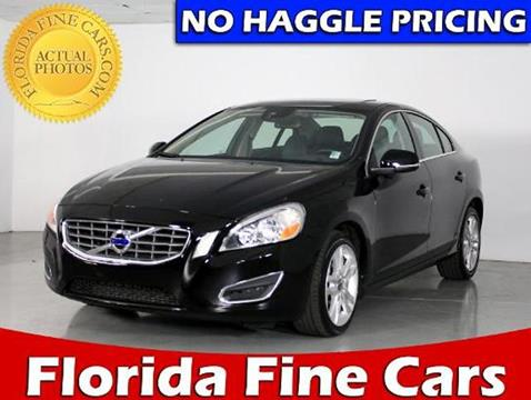 2013 Volvo S60 for sale in West Palm Beach, FL