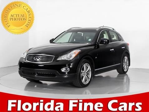 2014 Infiniti QX50 for sale in West Palm Beach, FL