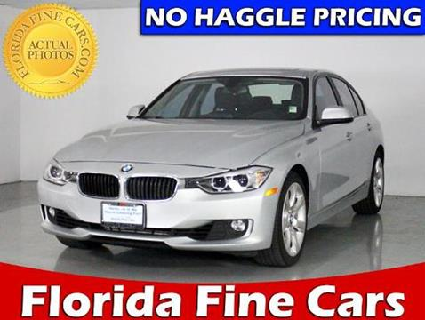 2013 BMW 3 Series for sale in West Palm Beach, FL