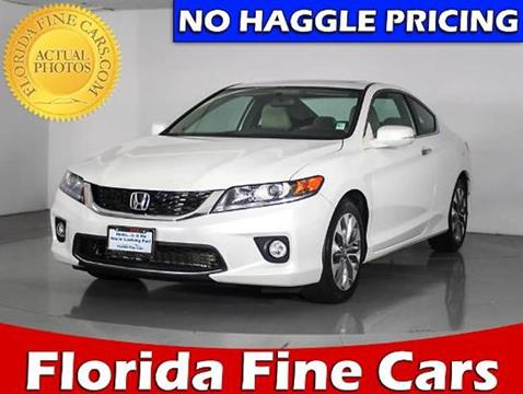 2014 Honda Accord for sale in West Palm Beach, FL