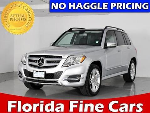 2015 Mercedes-Benz GLK for sale in West Palm Beach, FL