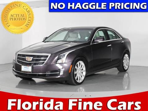 2015 Cadillac ATS for sale in West Palm Beach, FL