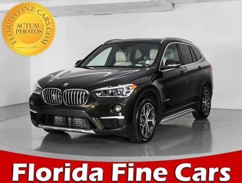 2016 BMW X1 for sale in West Palm Beach, FL