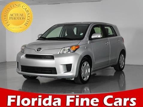 2013 Scion xD for sale in West Palm Beach, FL
