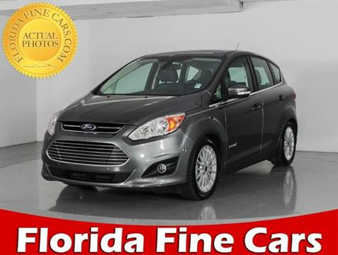 2014 Ford C-MAX Hybrid for sale in West Palm Beach, FL