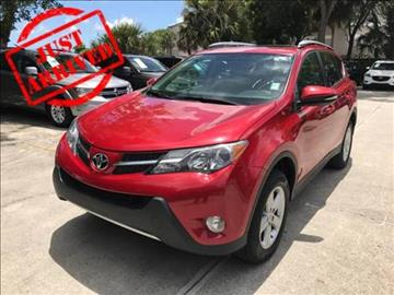 2014 Toyota RAV4 for sale in West Palm Beach, FL