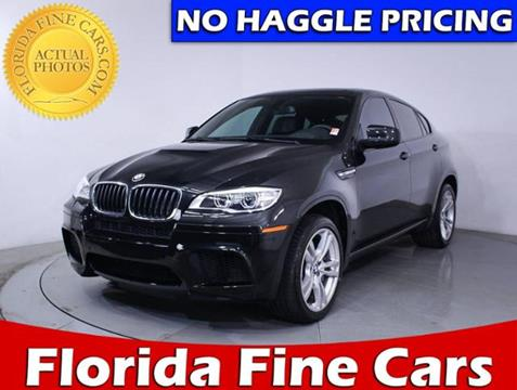 2014 BMW X6 M for sale in West Palm Beach, FL
