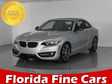 2014 BMW 2 Series for sale in West Palm Beach, FL