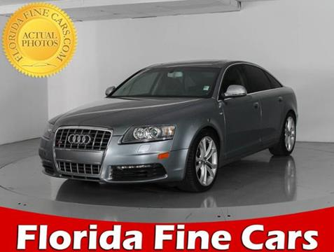 2010 Audi S6 for sale in West Palm Beach, FL