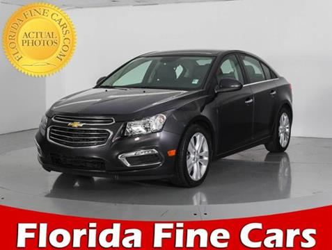 2016 Chevrolet Cruze Limited for sale in West Palm Beach, FL