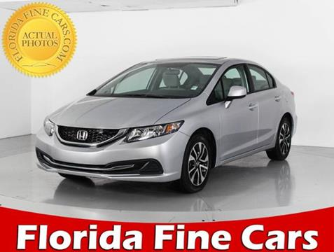 2013 Honda Civic for sale in West Palm Beach, FL