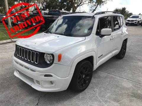 2015 Jeep Renegade for sale in West Palm Beach, FL