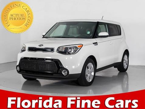 2016 Kia Soul for sale in West Palm Beach, FL