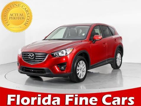 2016 Mazda CX-5 for sale in West Palm Beach, FL