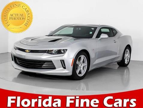 2016 Chevrolet Camaro for sale in West Palm Beach, FL