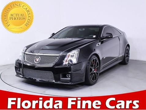 2013 Cadillac CTS-V for sale in West Palm Beach, FL