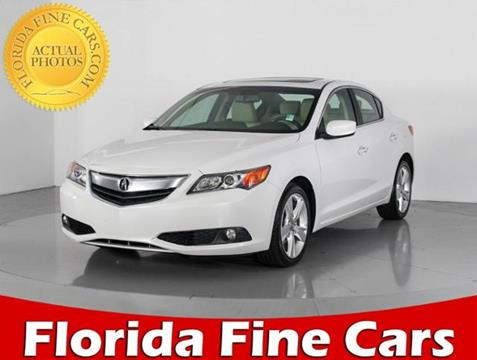 2013 Acura ILX for sale in West Palm Beach, FL
