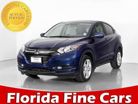 2016 Honda HR-V for sale in West Palm Beach, FL