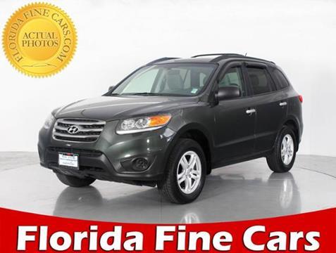 2012 Hyundai Santa Fe for sale in West Palm Beach, FL