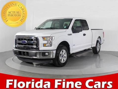 2015 Ford F-150 for sale in West Palm Beach, FL