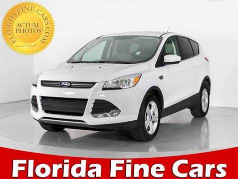 2014 Ford Escape for sale in West Palm Beach, FL