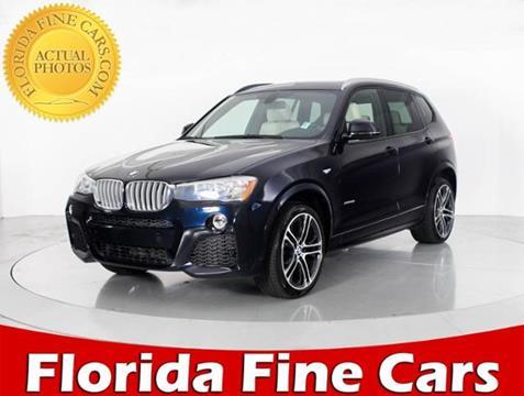 2015 BMW X3 for sale in West Palm Beach, FL