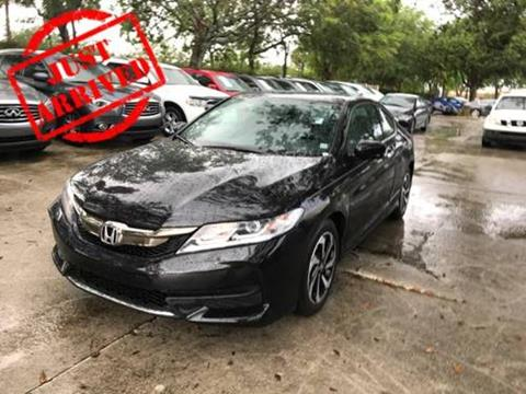 2016 Honda Accord for sale in West Palm Beach, FL