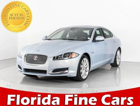 2014 Jaguar XF For Sale In West Palm Beach, FL