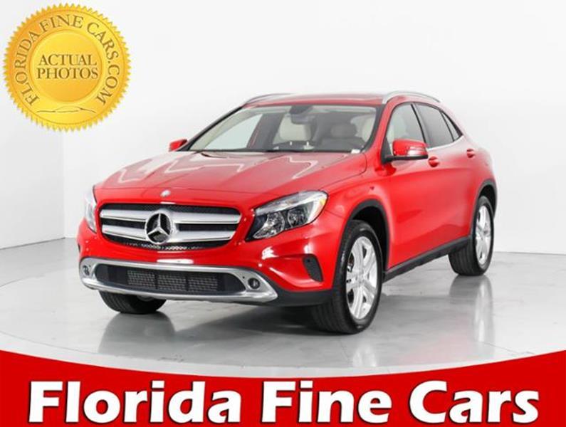 2015 Mercedes Benz GLA GLA 250 4dr SUV   West Palm Beach FL