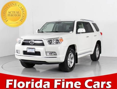 2013 Toyota 4Runner For Sale In West Palm Beach, FL