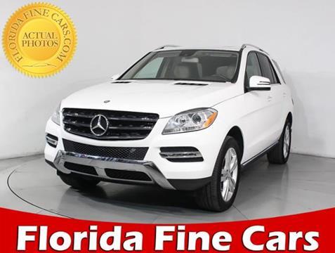 2015 Mercedes Benz M Class For Sale In West Palm Beach, FL