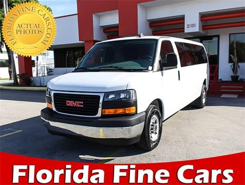 2017 GMC Savana Passenger for sale in West Palm Beach, FL