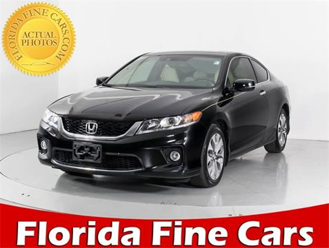 2015 Honda Accord for sale in West Palm Beach, FL