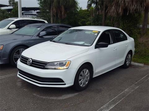 2016 Volkswagen Jetta for sale in West Palm Beach, FL