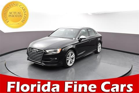 2015 Audi S3 for sale in West Palm Beach, FL