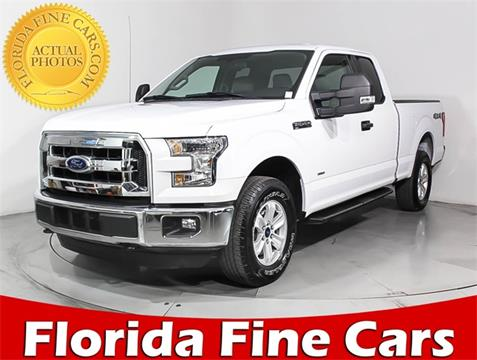 2016 Ford F-150 for sale in West Palm Beach, FL