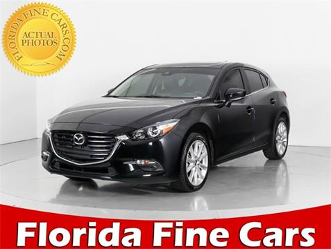 2017 Mazda MAZDA3 for sale in West Palm Beach, FL