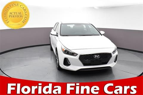 2018 Hyundai Elantra GT for sale in West Palm Beach, FL