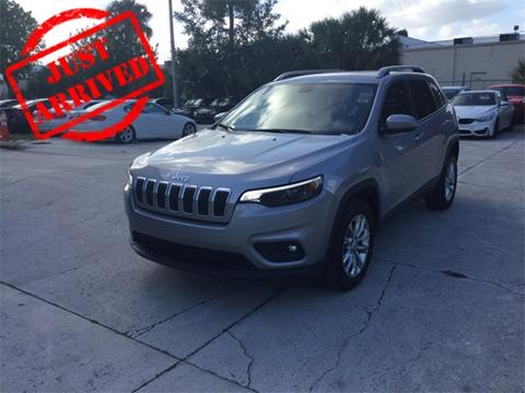 2019 Jeep Cherokee for sale in West Palm Beach, FL