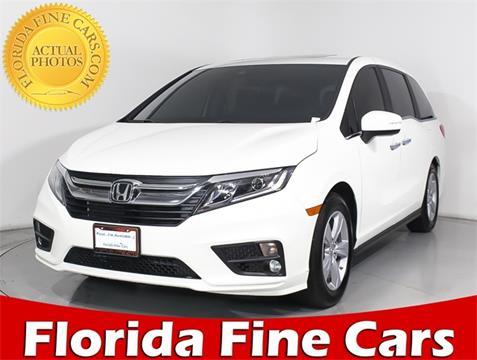 2018 Honda Odyssey for sale in West Palm Beach, FL