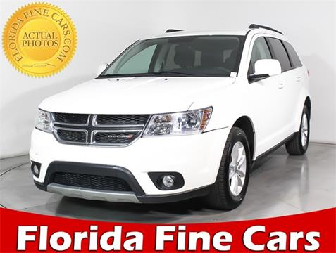 2017 Dodge Journey for sale in West Palm Beach, FL