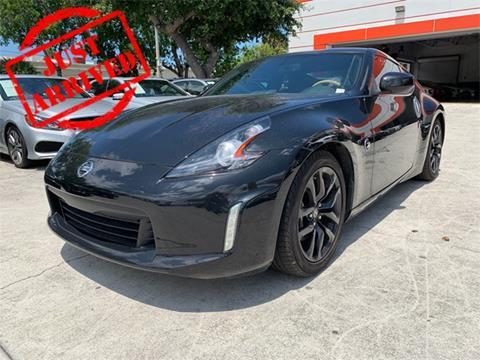 2019 Nissan 370Z for sale in West Palm Beach, FL