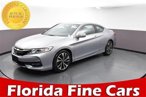 2016 Honda Accord for sale in West Palm Beach, FL