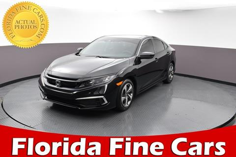 2019 Honda Civic for sale in West Palm Beach, FL
