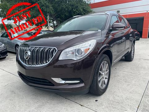 2015 Buick Enclave for sale in West Palm Beach, FL