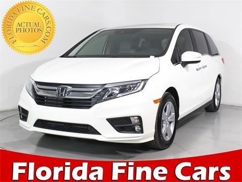 2019 Honda Odyssey for sale in West Palm Beach, FL
